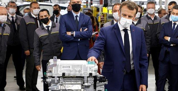 Macron Industrie