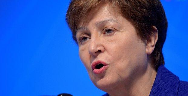 La france presse le fmi d'examiner le rapport sur sa directrice generale