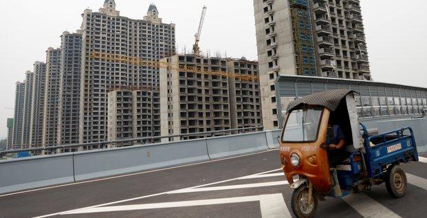 Chine: evergrande confiant sur sa capacite a surmonter sa periode la plus sombre