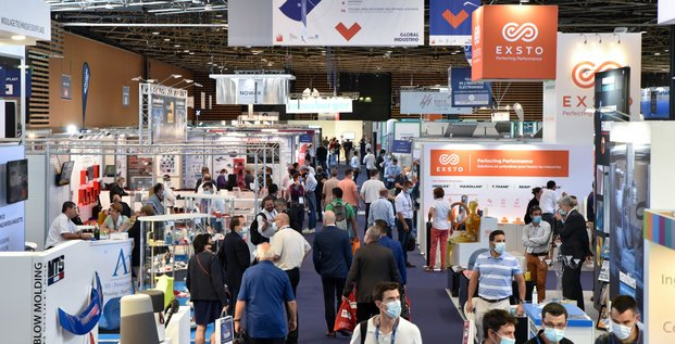 Global industrie Lyon GL Events