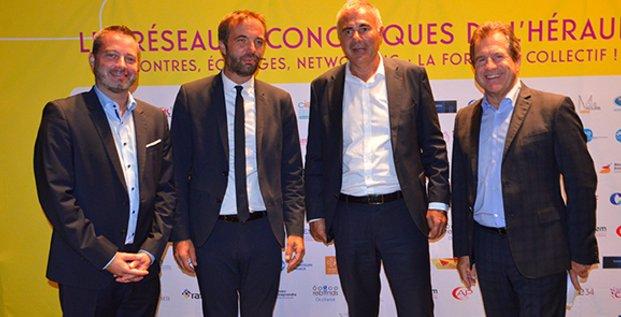 Rentrée des réseaux, CCI Hérault, le 23 septembre 2021