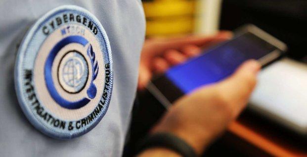 cyber gendarme