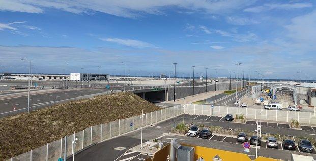 Calais, avec le port et le tunnel sous la Manche, propose le plus court chemin vers l'Angleterre.