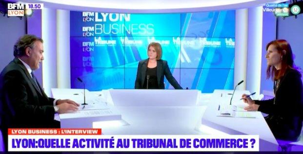 Lyon Business #6 Thierry Gardon