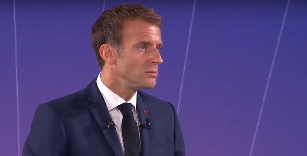 Macron Plan 2030