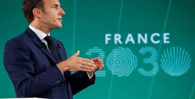 Macron France 2030