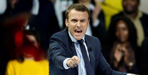 Macron projet