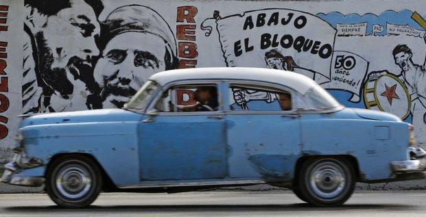Pour la 22e fois, l'Onu demande la fin de l'embargo US sur Cuba