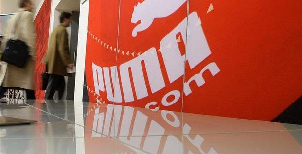 Puma revoit à la baisse son objectif de résultat 2013