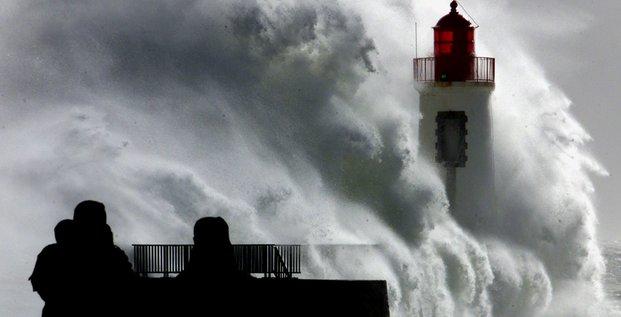 Innondation tempête Christian