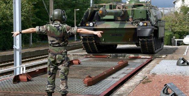 L'Assemblée examine la loi de programmation militaire