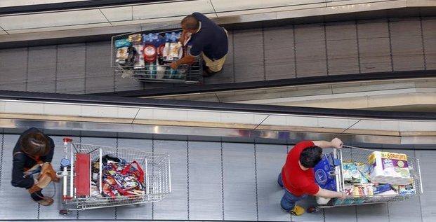 La consommation des ménages recule à nouveau en octobre