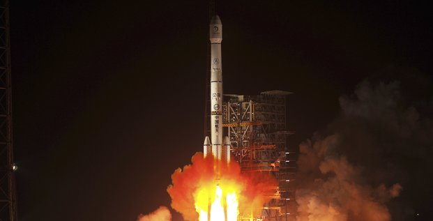 mission spatiale chinoise
