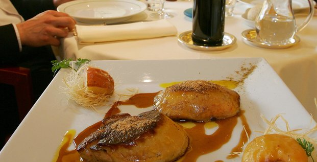 Foie gras Restaurant