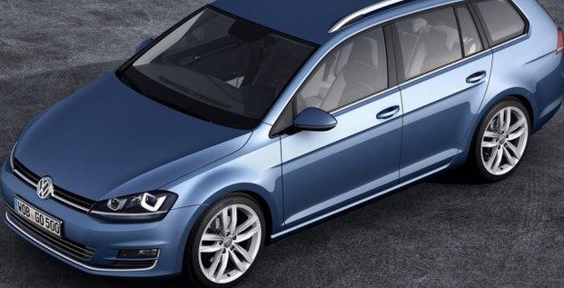 Volkswagen Golf VII SW
