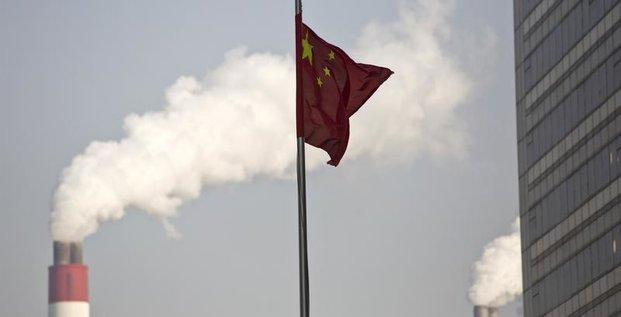 Le secteur manufacturier a ralenti en Chine en décembre