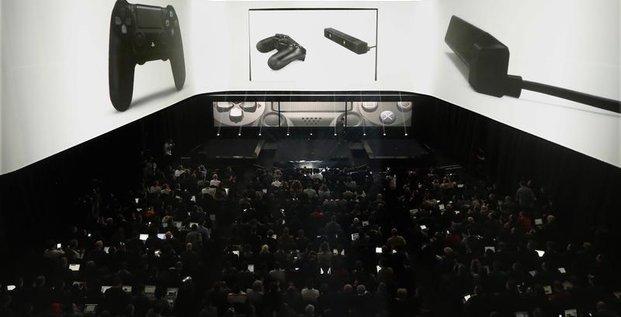 Sony annonce 4,2 millions de PS4 vendues au 28 décembre