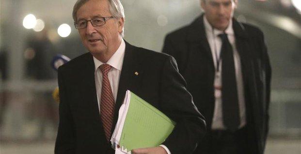 Juncker se dit intéressé par la présidence de la Commission