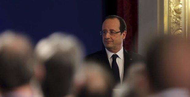 Hollande conférence de presse2014