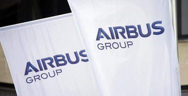 La cession de 1% d'Airbus Group rapportera à l'Etat 451 millions