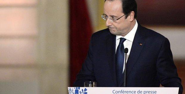 L'OCDE salue le pacte de responsabilité de François Hollande