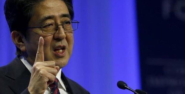 Shinzo Abe voit des échos de 1914 dans la rivalité sino-nipponne