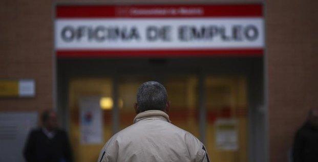 Le taux de chômage atteint 26% en Espagne
