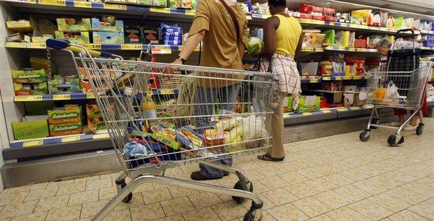 L'inflation ramenée à 0,7% en janvier dans la zone euro