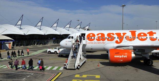 Terminal Easyjet Saint Exupéry