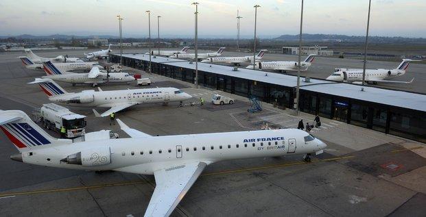 Hub Air France Saint Exupéry