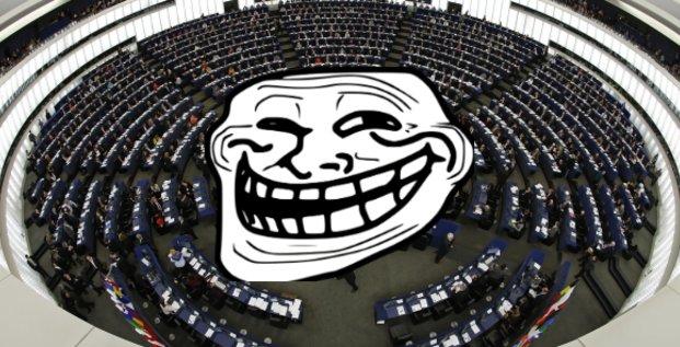 Troll Parlement