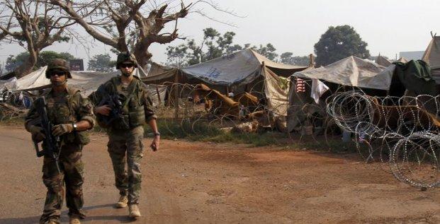 Feu vert à la prolongation de l'opération en Centrafrique
