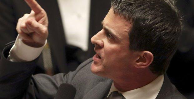 Pas d'excuses du gouvernement pour les propos de Manuel Valls