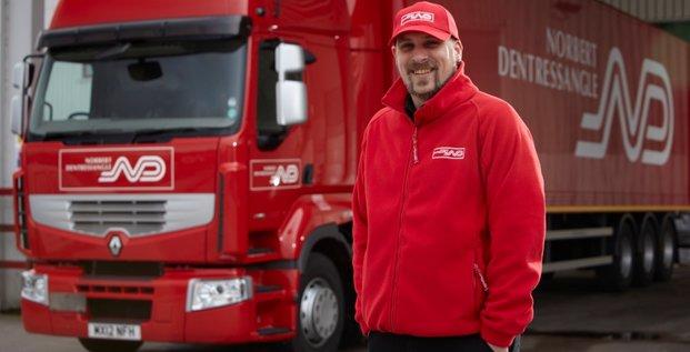 Norbert-Dantressangle camion