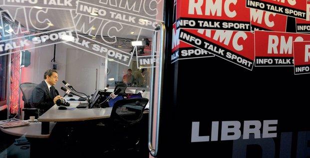 RMC studio radio