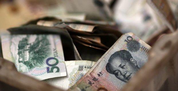 Le yuan déloge le franc suisse à la 7e place des devises phare
