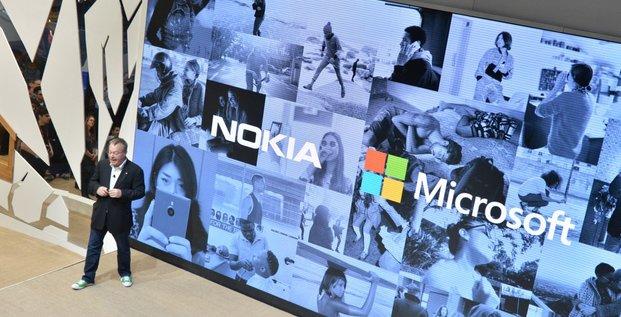 Nokia Microsoft MWC