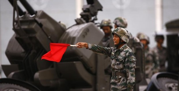 La Chine continue à augmenter ses dépenses militaires