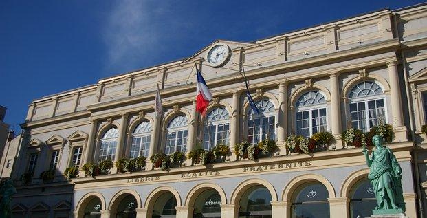 Mairie Saint-Etienne