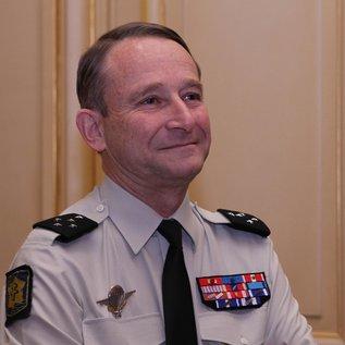 Le général Pierre de Villiers CEMA