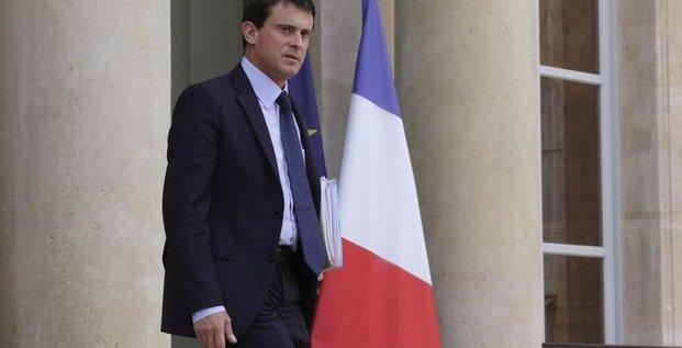 Manuel Valls consulte pour composer son gouvernement