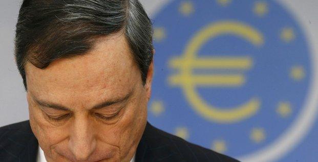 Draghi triste