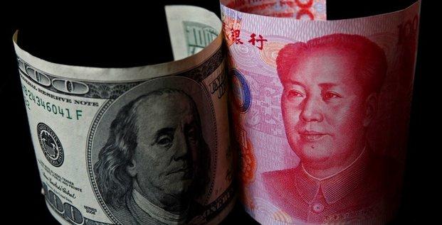 Washington met en garde Pékin sur la dépréciation du yuan