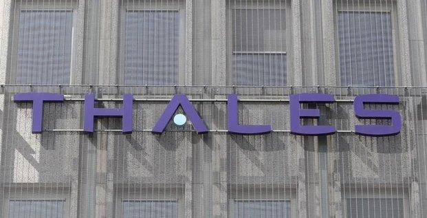 Thales vise une marge de 9,5% à 10% en 2017 ou 2018