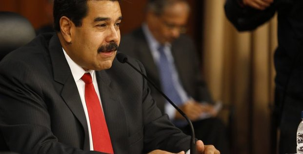 Maduro entame un dialogue avec l'opposition au Venezuela