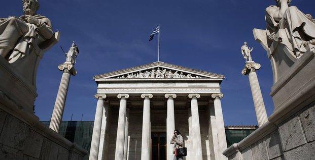 La Grèce se prépare à un étirement de son énorme dette