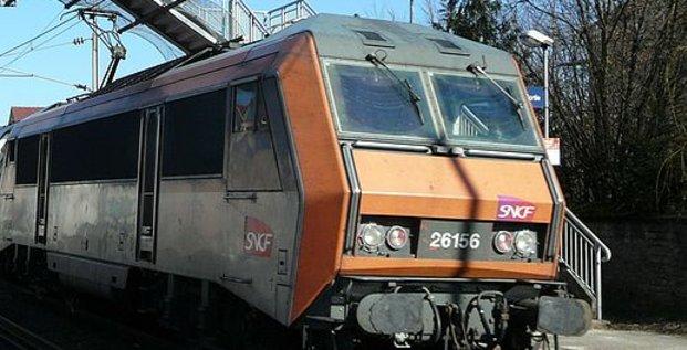corail train
