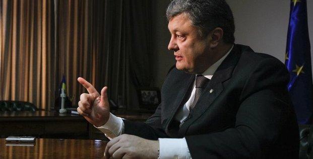 Porochenko près des 50% en vue de la présidentielle en Ukraine