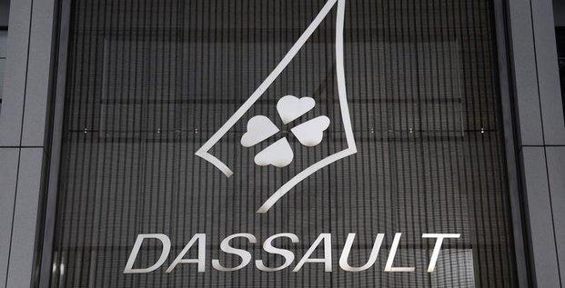 Dassault Aviation enregistre une baisse des ventes