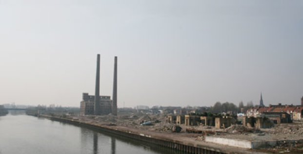 Les friches urbaines polluées, enjeu d'un développement durable